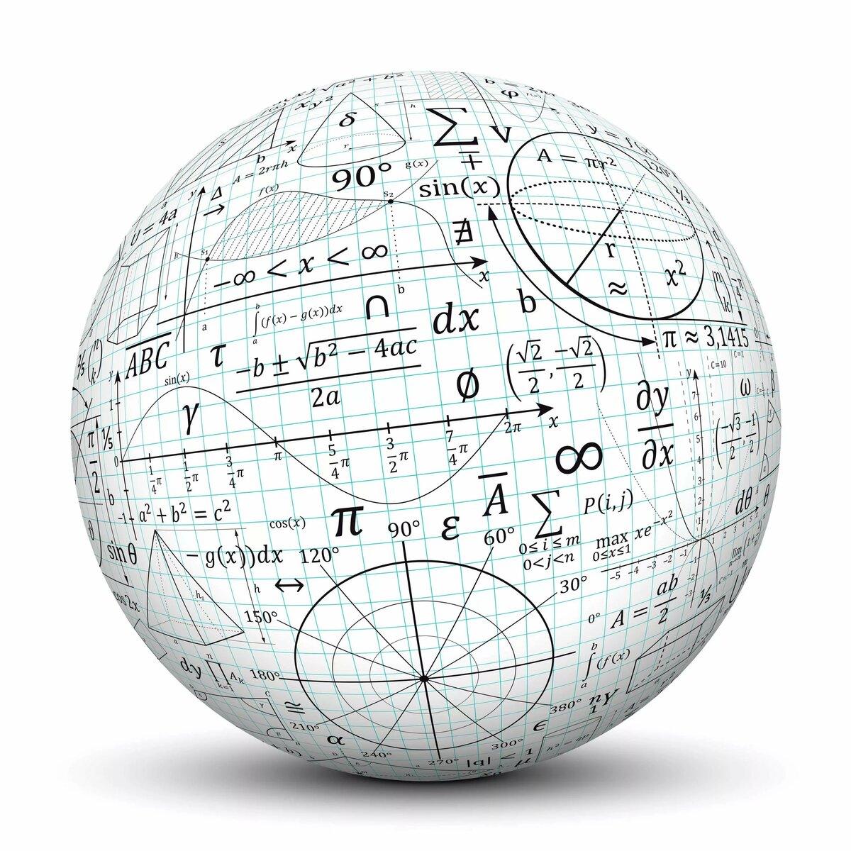 Математика картинки википедия